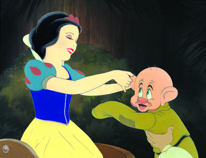 #004 SNOW WHITE AND DOPEY Image